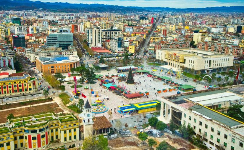 Albania: Modern Tirana