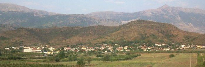 Albania: the village